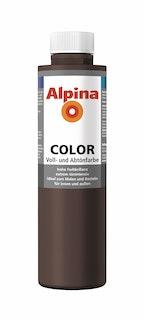 """Alpina Color Abtönpaste """"Choco Brown"""""""