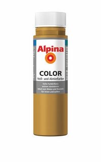 "Alpina Color Abtönfarbe ""Sahara Brown"""