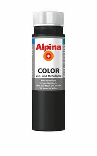 "Alpina Color Abtönfarbe ""Night Black"""