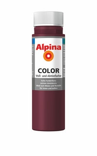 """Alpina Color Abtönfarbe """"Berry Red"""""""