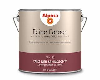 Alpina Feine Farben versch. Farben