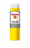 "Alpina Color Abtönfarbe ""Sunny Yellow"""