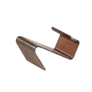 aMbooo An-/Abschluss Clip für Aluminium-Unterkonstruktion