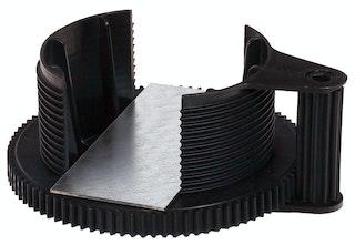 ambooo Polyamid Stellfuß für Unterkonstruktion Aluminium 43x40, 15-35 mm, justierbar nach Montage