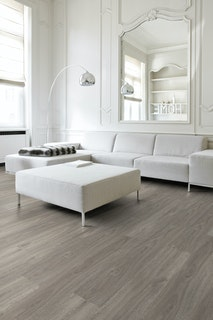 DECOLIFEcomfort Designvinyl Landhausdiele Dark Grey Oak