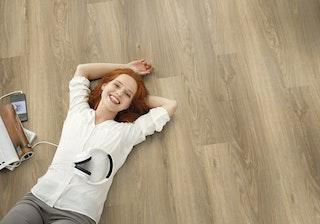 Decolife Nature Designboden PVC frei Land Oak Landhausdiele