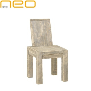 anteNEO Stuhl SG/01 aus massiven Nadelholz