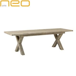anteNEO Tisch SG/03 aus massiven Nadelholz