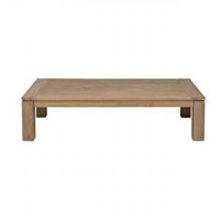 apple bee Loungetisch 160 x 80 cm  OXFORD Teak Antik
