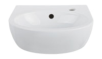 Sanitop Handwaschbecken Facila 40 cm, weiß
