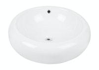 Sanitop Aufsatz-Waschtisch Amoro 52 cm, weiß