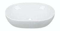 Sanitop Aufsatz-Waschtisch Lopa 59 cm, weiß