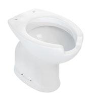 Sanitop Stand-WC Komfort, Tiefspüler senkrecht, weiß
