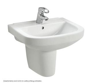 Sanitop Waschtisch Lucanto 55 cm, weiß