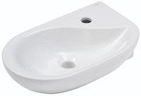 Sanitop Waschtisch Dropino 50 cm, weiß