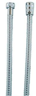 Sanitop Sicherheits-Brauseschlauch 1,50 m chrom