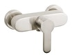 Sanitop Einhandmischer Sanmix Style für Brause Edelstahl