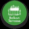 Geeignet für die Anwendung auf Balkon/Terrasse