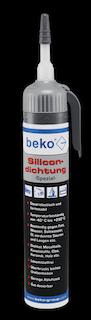 beko Silicondichtung - Spezial -, 200 ml