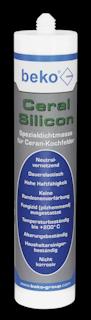 beko Ceral Silicon 310 ml