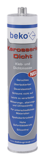 beko Karosserie-Dicht versch. Farben