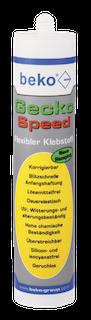 beko Gecko Speed weiß 310 ml