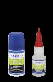 beko Allbond-Set 20 g Fluid + 30 ml Spray