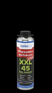 beko Pistolenschaum XXL - 45, 500 ml