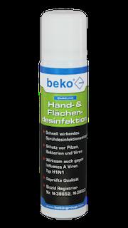 beko CareLine Hand- & Flächendesinfektion 100 ml