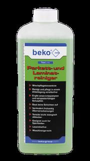 beko TecLine Parkett- und Laminatreiniger, 1 Liter