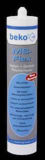 beko MS-Flex 300 ml transparent