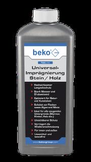 beko TecLine Universal-Imprägnierung Stein / Holz