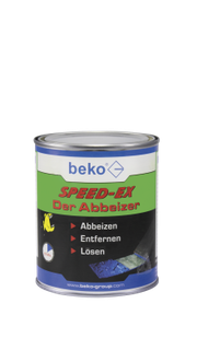 beko SPEED-EX - Der Abbeizer -