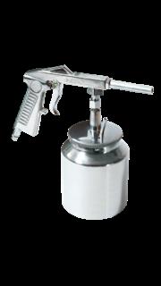 beko Performance Behälter-Spritzpistole silber