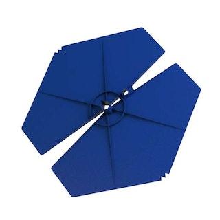 BEVER ISO-CLIP blau d=60 mm