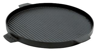 Big Green Egg Grillplatte aus Gusseisen XXL, XL, L