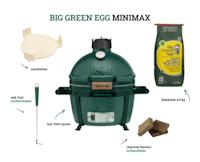 Big Green Egg MiniMax Holzkohlegrill (Starter-Set)