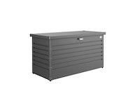 Biohort Freizeitbox 134 x 62 x 71 cm (Gr. 130), dunkelgrau-metallic B-Ware