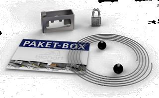 Paket-Box Kit Umrüstsatz für Freizeitbox