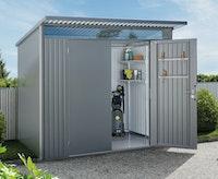 Biohort Gerätehaus Avantgarde mit Doppeltür