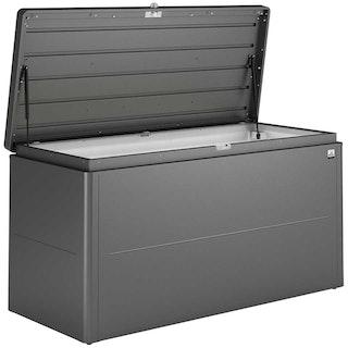 Biohort LoungeBox Designbox 200 x 84 x 88,5 cm (Größe 200)-dunkelgrau-metallic B-Ware