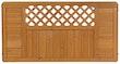 BM Serie Mainau Zaunfeld 180x95 cm