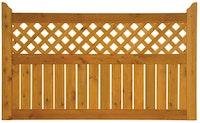 BM Serie Havanna Zaunfeld 180x110 cm