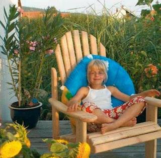 BM Beach Chair