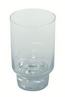Bravat Glas für Glashalter Metasoft, transparent