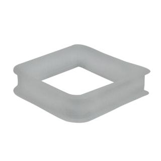 Bravat Dämpfungsring für WC-Garnitur New York, transparent