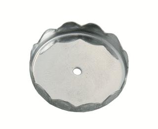 Bravat Plättchen für Magnetseifenhalter Metasoft, chrom