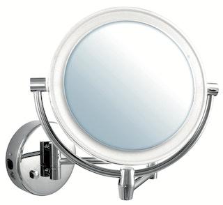 Bravat Kosmetikspiegel SITIA Akku, chrom