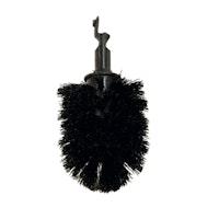 Bravat Bürstenkopf für WC-Bürste New York, schwarz