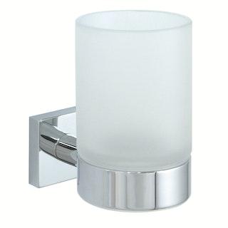 Bravat Glashalter Quaruna, chrom